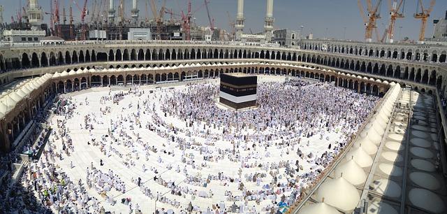 hadsch bei der kaaba